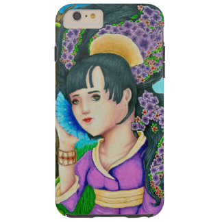 Geisha of the Forest Barely There/Tough Phone Case