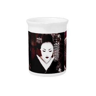 Geisha Pitcher
