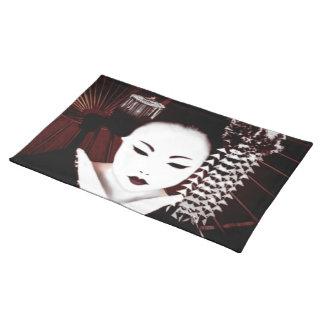 Geisha Placemat