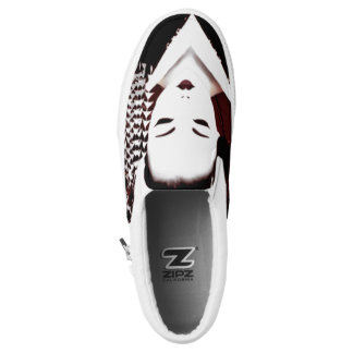 Geisha Slip-On Shoes