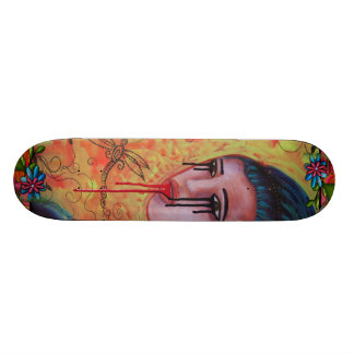 Geisha Tears Skateboard