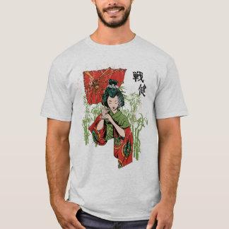 Geisha Umbrella Tee