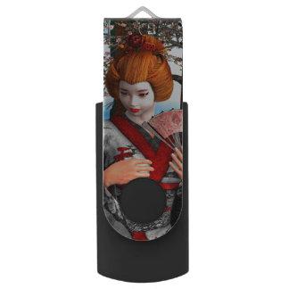 Geisha USB Flash Drive