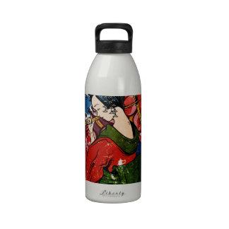 Geisha Water Bottles