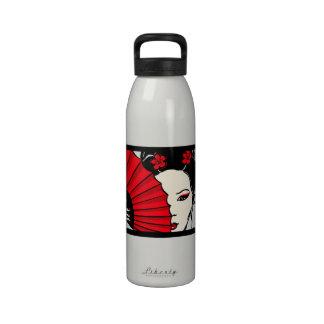 Geisha Reusable Water Bottle