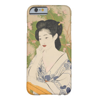 Geisha Woodblock iPhone 6/6s Case Barely There iPhone 6 Case
