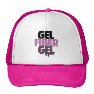 Gel, Fiber, Gel, Repeat - 3D Fiber Lashes Cap