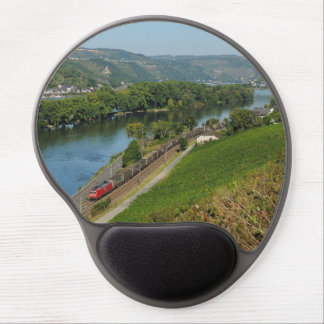 Gel Mousepad central Rhine Valley with Lorch
