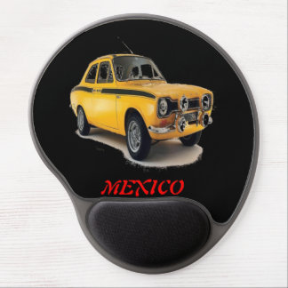Gel Mousepad escort mexico  by highsaltire Gel Mouse Mat