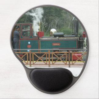 Gel Mousepad - Miniature Locomotive