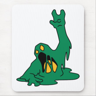 Gelatinous Monster Mousepad