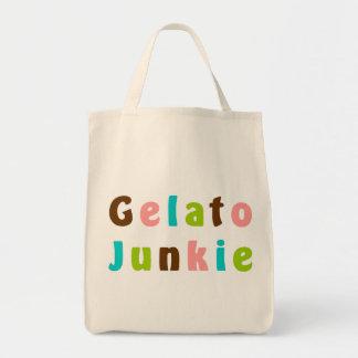 Gelato Junkie Canvas Bag