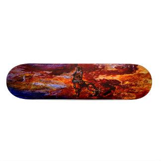 Gelezenis Vilkas Iron Wolf Fire Slate Boards Skate Boards