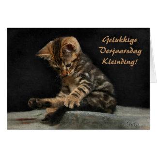 Gelukkige Verjaarsdag! Greeting Card