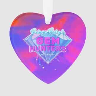 Gem Hunters Logo Ornament
