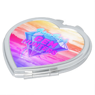 Gem Hunters Vanity Mirrors