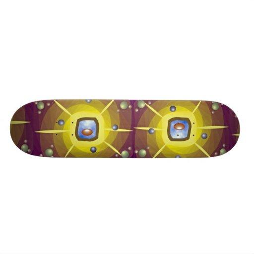 Gem photo skateboard deck