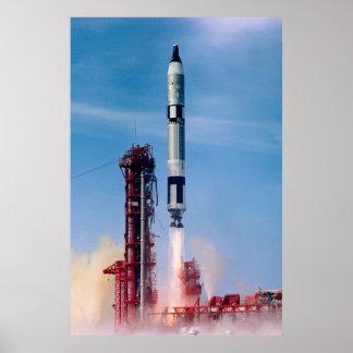 Gemini 10 Launch Poster