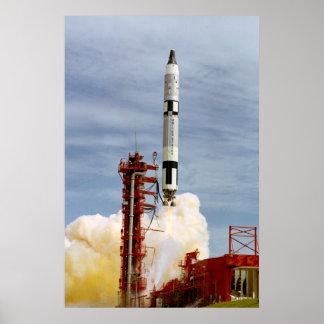 Gemini 11 Launch Posters