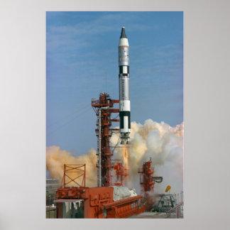Gemini 3 Launch Posters
