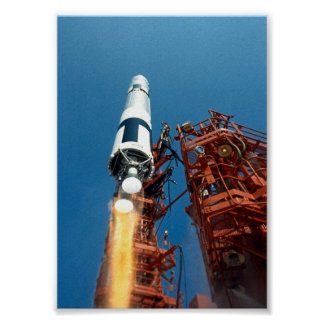 Gemini 9A Launch Posters