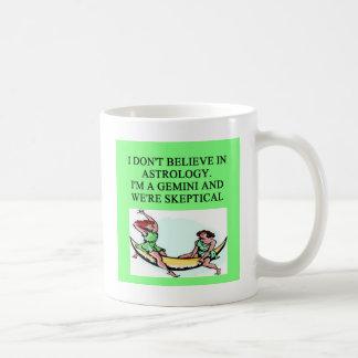 GEMINI astrology joke Coffee Mug