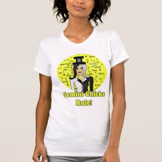 Gemini Chicks Rule T-Shirt