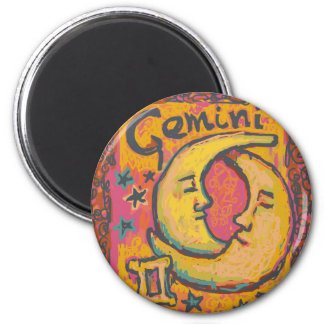 Gemini, Customizable Astrology Products Magnet