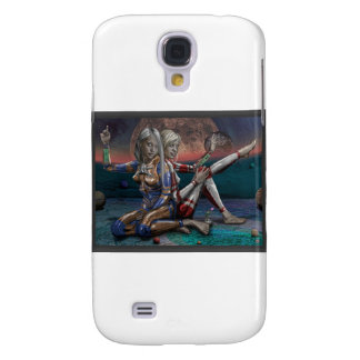 Gemini Galaxy S4 Case