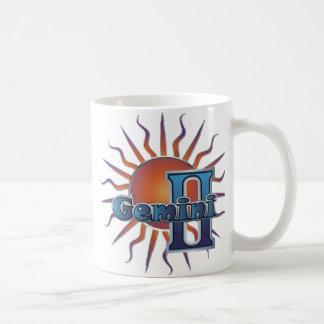Gemini, Gemini Coffee Mug