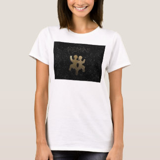 Gemini golden sign T-Shirt