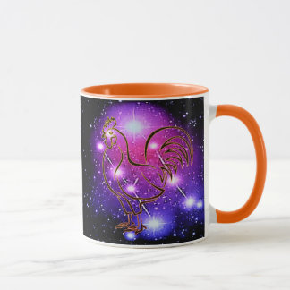 Gemini in the year of the Rooster Mug