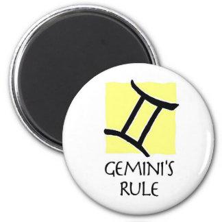Gemini magnet