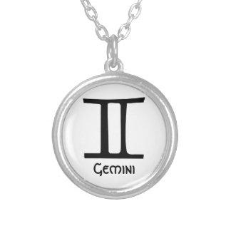 Gemini Personalized Necklace