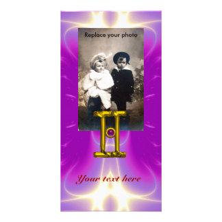 GEMINI PHOTO CARD TEMPLATE