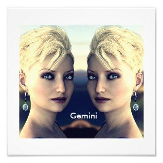 Gemini Photo Print