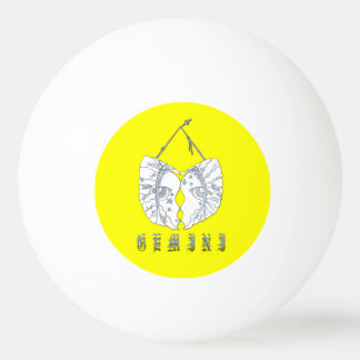 Gemini Ping Pong Ball. Ping Pong Ball