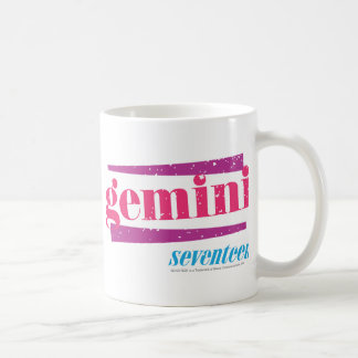 Gemini Pink Coffee Mug