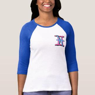 Gemini & Pisces PkBl T-Shirt