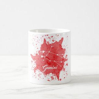 Gemini Red Mug