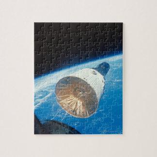 Gemini Space Capsule Jigsaw Puzzle