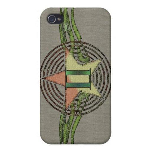 Gemini Star iPhone 4 Cases