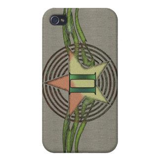 Gemini Star iPhone 4/4S Covers