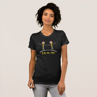 Gemini Star Sign T-Shirt