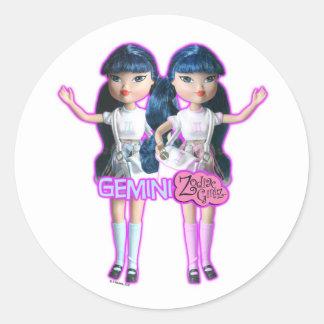 Gemini Stickers