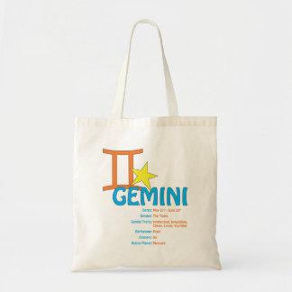 Gemini Traits Tote