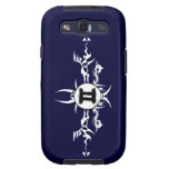 Gemini Tribal Dark Samsung Galaxy S3 Case
