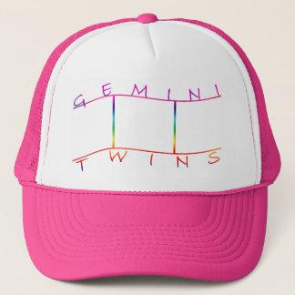 Gemini Twins hat