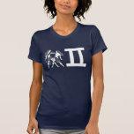 Gemini with Symbol Tee Shirt