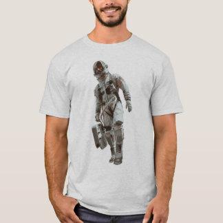Gemini X Astronaut Design Clothing T-Shirt